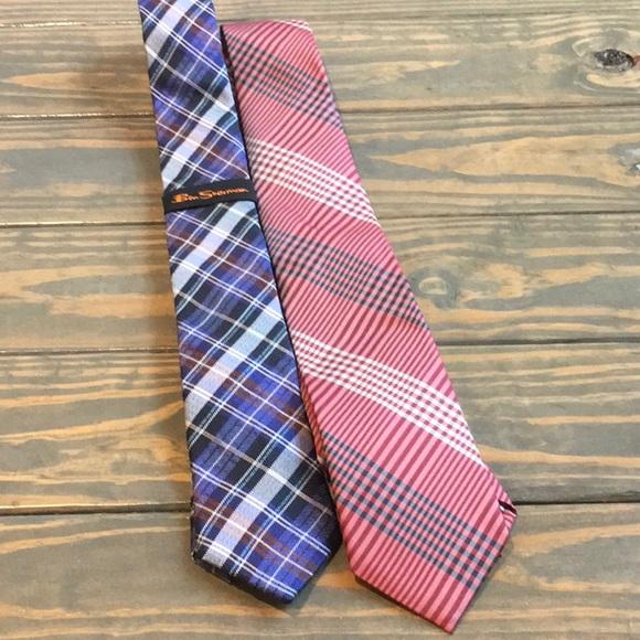 Men/'s Silk Tie Ben Sherman NWT